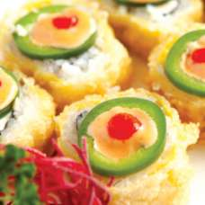 Baja Crispy Roll