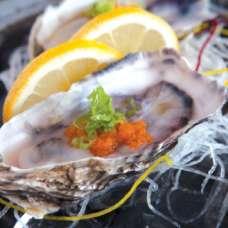 Fresh Oyster (2 pcs)