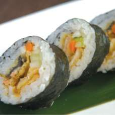 Salmon Skin Tempura Roll