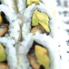 Eel Avocado Roll